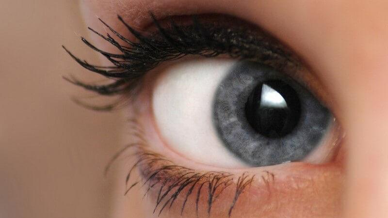 Mit unseren Tipps und Hinweisen gelingen Auftragen und Entfernen der Wimperntusche ohne Probleme