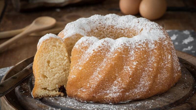 Trockenkuchen eignen sich besonders für Backanfänger sehr gut - doch auch was simpel ist, kann besonders gut schmecken