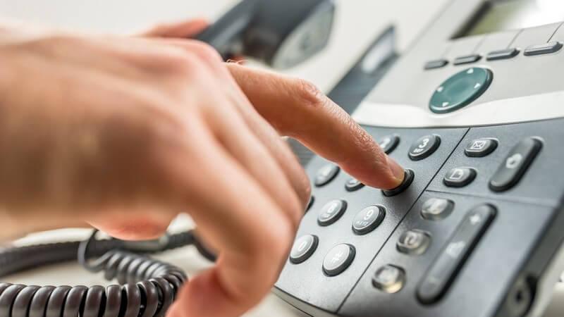 Telefoninterview - Ablauf und Vorbereitung