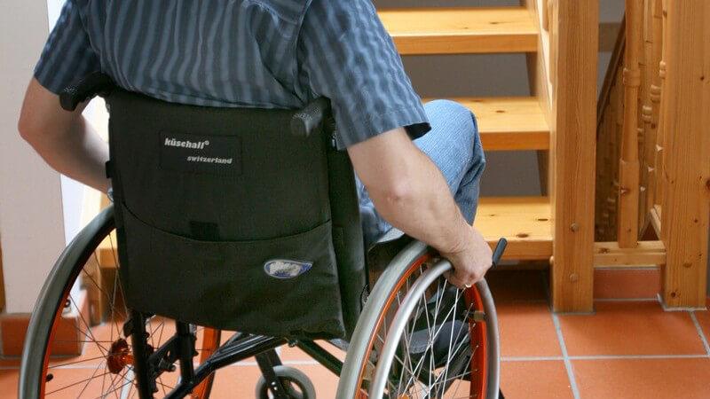 Wohnen im Alter und mit Behinderung: Barrierefreie und behindertengerechte Wohnungen und Häuser
