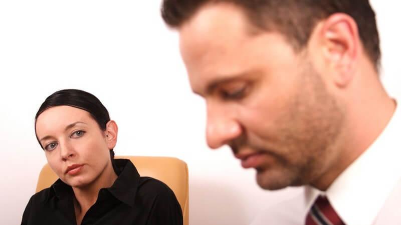 Schwerpunkte im Beruf als Verhaltenstherapeut