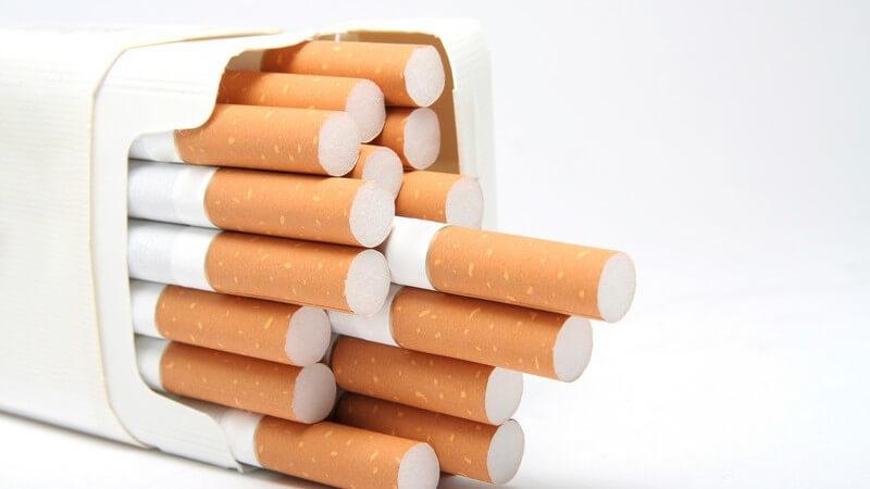 Eigenarten und Gesundheitswert unterschiedlicher Zigarettenmodelle