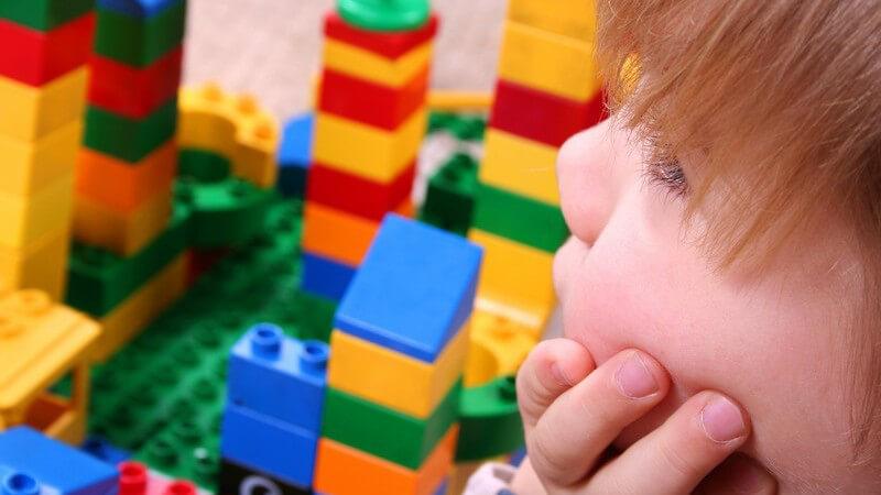 Die unterschiedlichen Produktwelten von LEGO reichen vom Baby- bis ins Erwachsenenalter