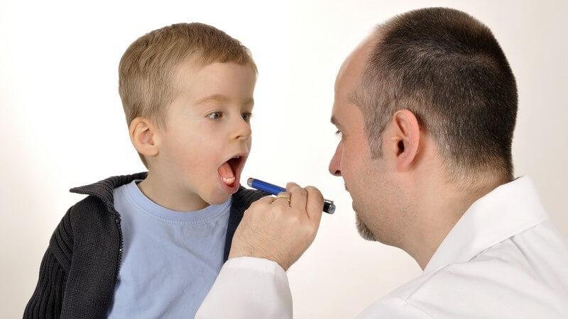 Wie Stimmbandlippenknötchen beim Kind erkannt und behandelt werden