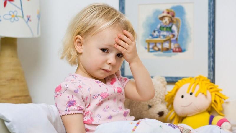 Migräneattacken verlaufen bei Kindern anders als bei Erwachsenen und bedürfen einer anderen Behandlungsweise
