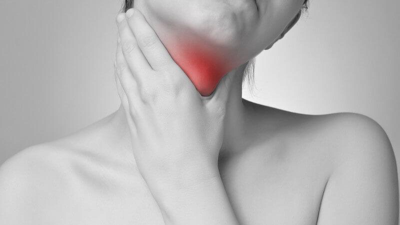 Krampfadern in der Speiseröhre infolge eines Pfortaderhochdrucks