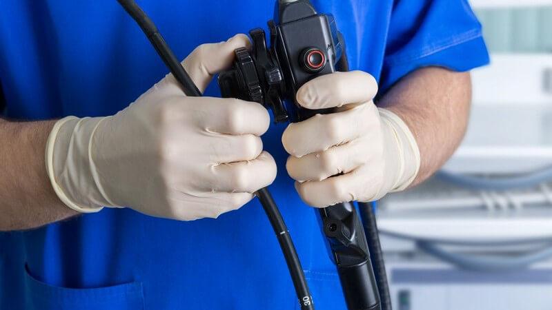 Innerer Ultraschall zur Diagnose von Entzündungen und Tumoren