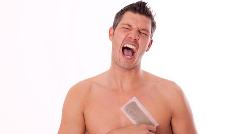 Brusthaare entfernen: Tipps zur Brusthaarentfernung
