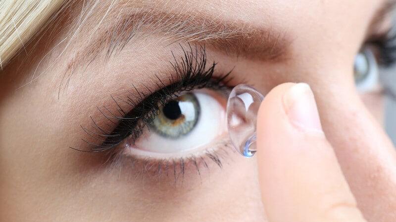 Wissenswertes zu Tages-Kontaktlinsen