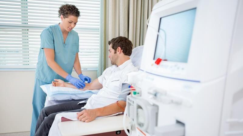 Wissenswertes zur Hämodialyse