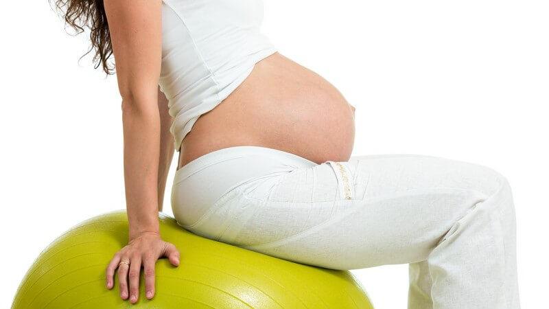 Wie viel Sport dürfen und sollten Schwangere treiben?