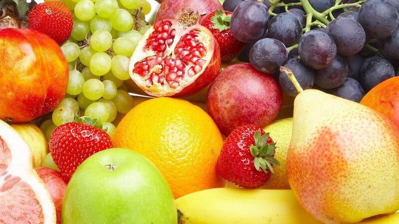 Tipps zum Einfrieren von Obst