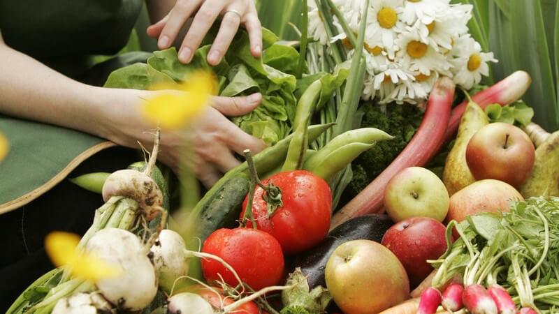 Tipps zum Einfrieren von Gemüse
