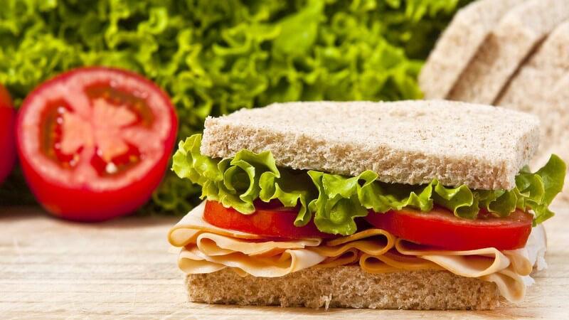 Wissenswertes über Sandwiches