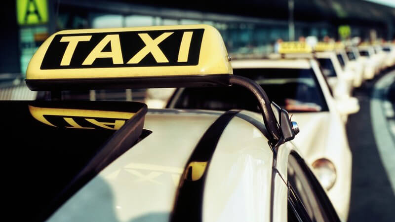 Tipps zum Taxifahren