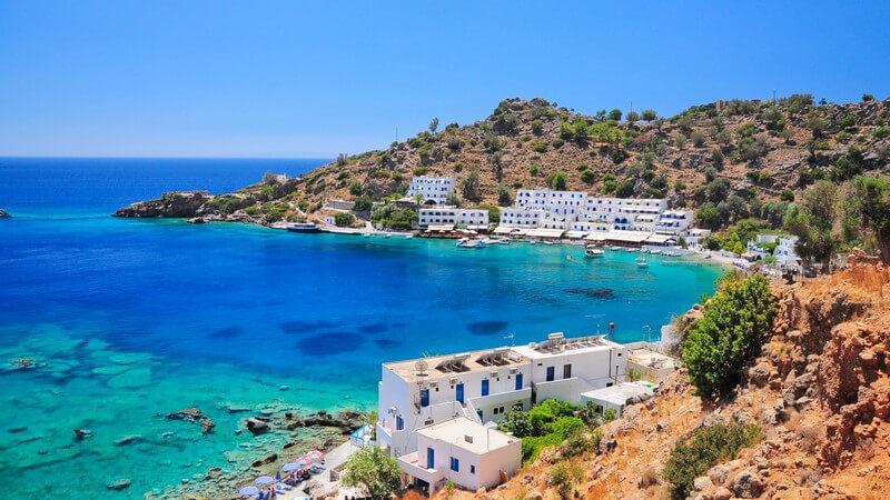 Urlaubsziel Mittelmeer