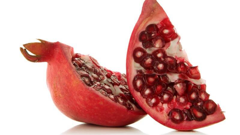 Tipps zu Öffnen und Entkernen von Granatäpfeln