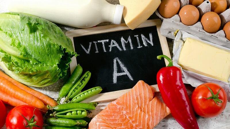 Wissenswertes über Vitamin A Mangel