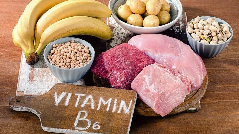 Wissenswertes zum Vitamin B6 Mangel