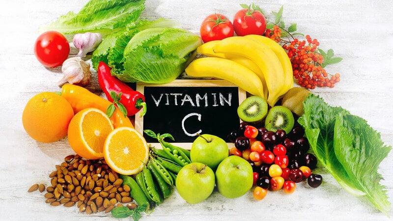 Wissenswertes über Vitamin C Mangel