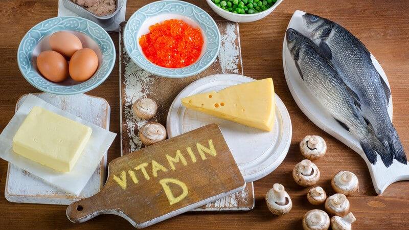 Wissenswertes über Vitamin D Mangel