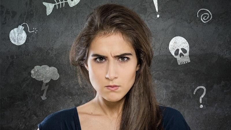 Wissenswertes über Zornesfalten