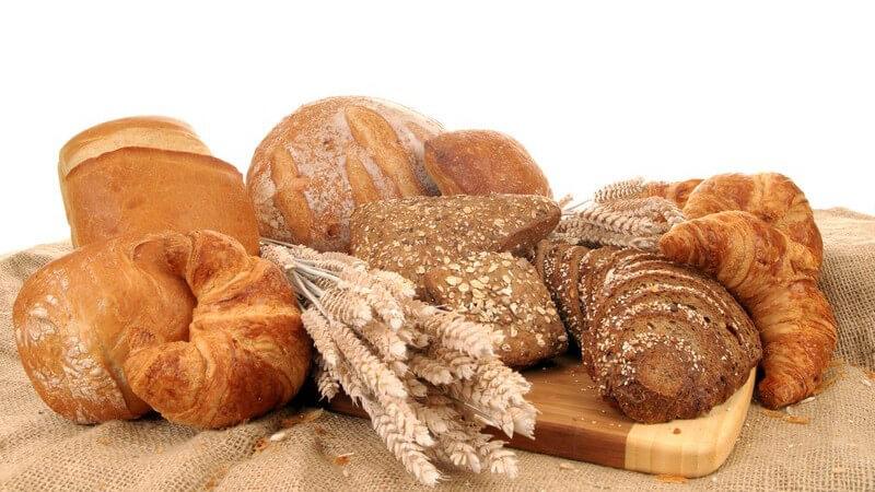 Die richtige Lagerung von Brot und Brötchen