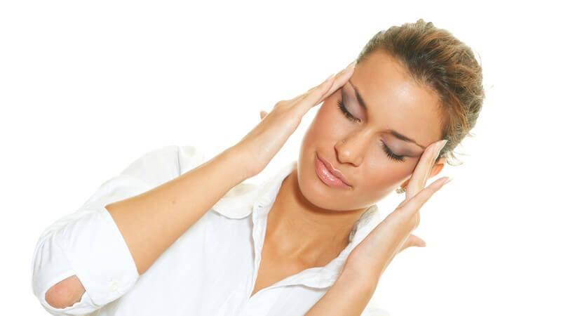 Kopfschmerzen selbst behandeln
