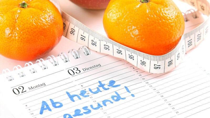 Diätziele - Richtig formuliert kann man sie erreichen