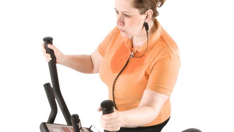Tipps zur sportlichen Betätigung für Übergewichtige