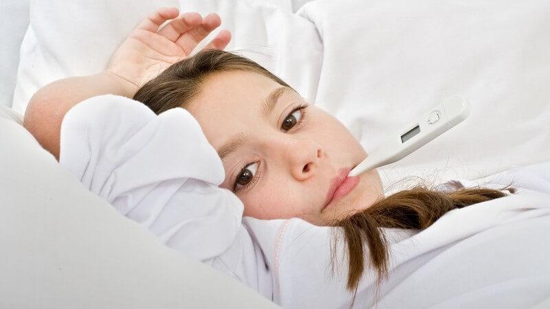 Kindern das Kranksein so angenehm wie möglich machen