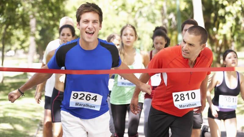 Marathon-Events an besonderen Orten und mit speziellen Routen