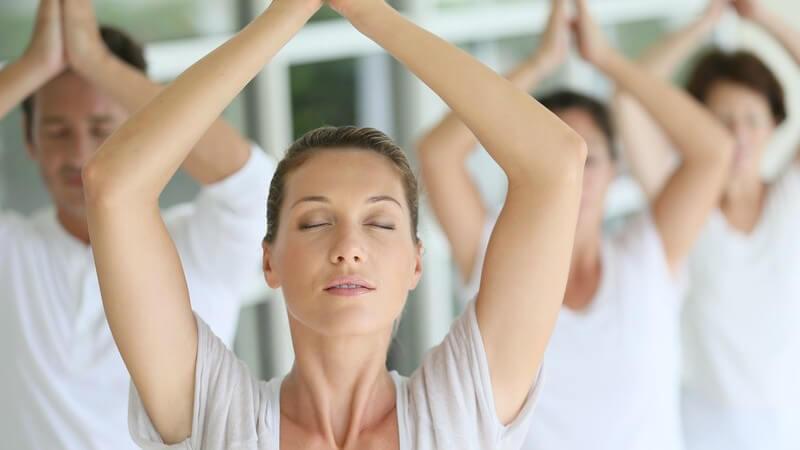 Atemübungen (Pranayama): Richtig atmen beim Yoga