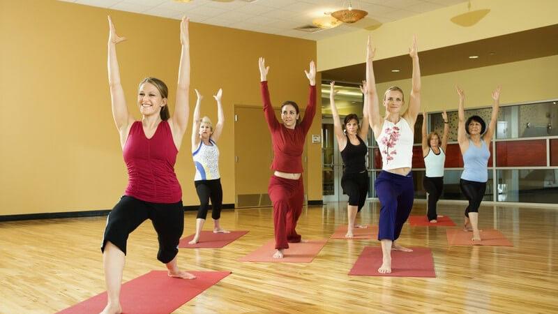 Wissenswertes zur Ausbildung zum Yoga-Lehrer