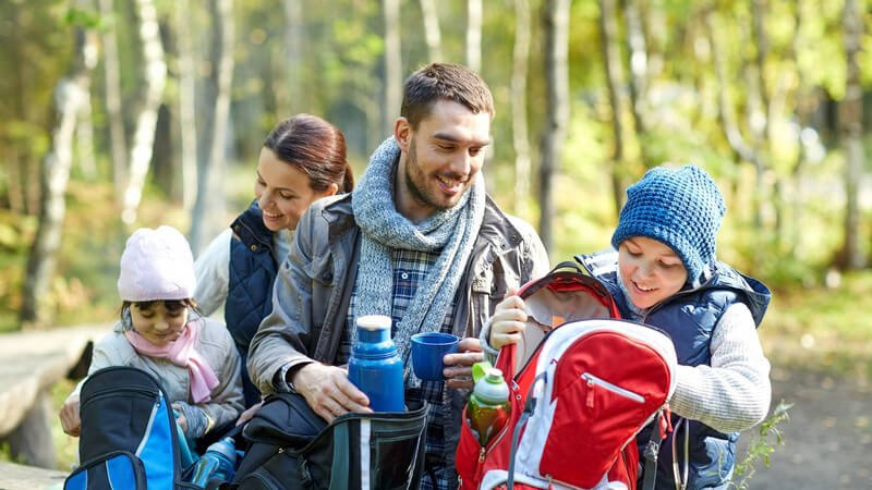 Wohin mit der Familie verreisen und was unternehmen?