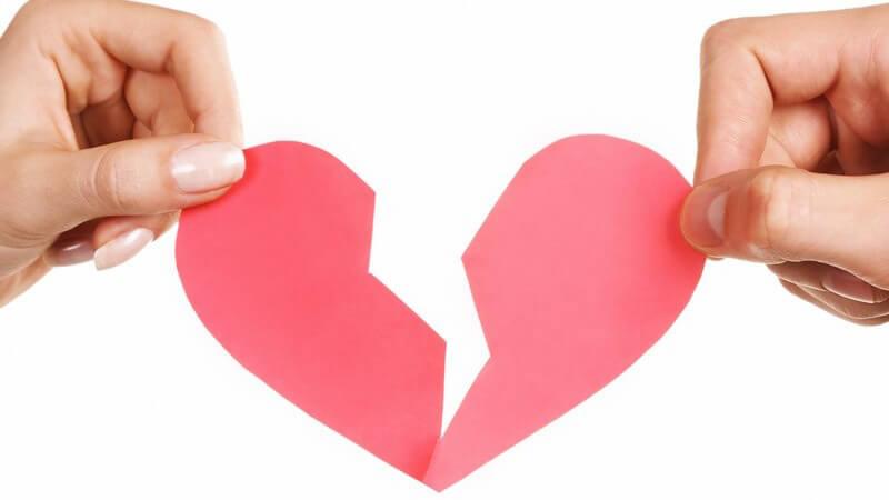 Aufteilung von Besitz und Eigentum nach einer Scheidung