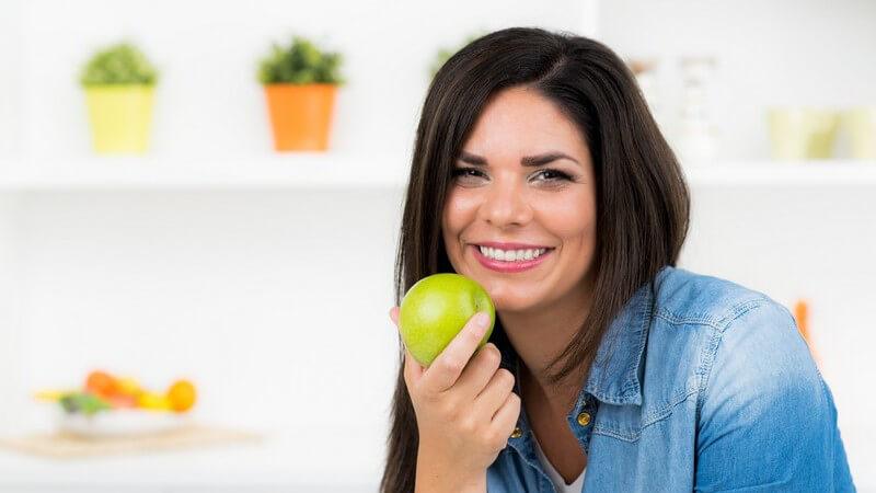 Nahrungsmittel für gesunde Zähne