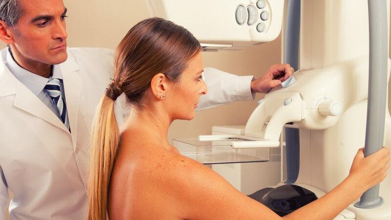 Empfohlene Untersuchungen für Frauen zur Früherkennung von schweren Erkrankungen