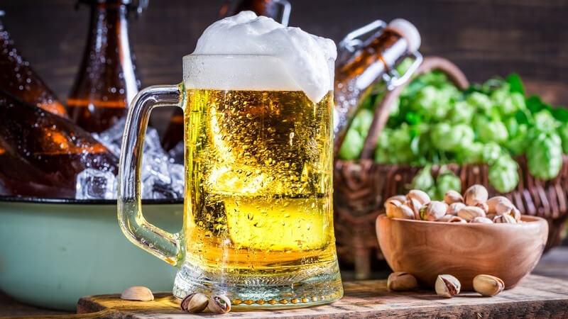 Enthält maximal acht Prozent Alkohol und ist ein beliebtes Getränk bei mittelalterlichen Events