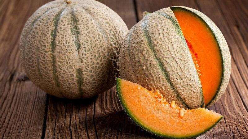 Cantaloupe-Melone: Was macht sie so gesund und wie lässt sie sich zubereiten?