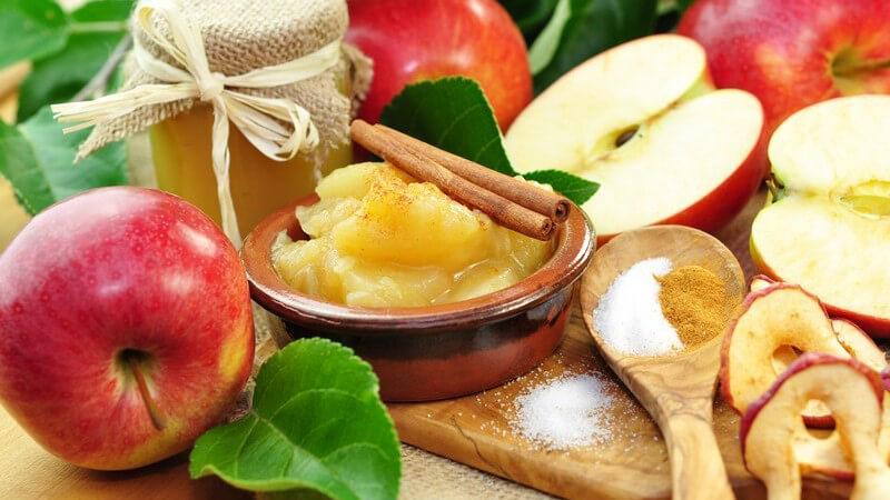 Diese Apfelsorte eignet sich sehr gut für den puren Genuss sowie die Verarbeitung im Kuchen