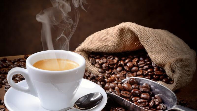 Bei Kaffeeweißer handelt es sich nicht um eine Flüssigkeit, sondern um ein Pulver