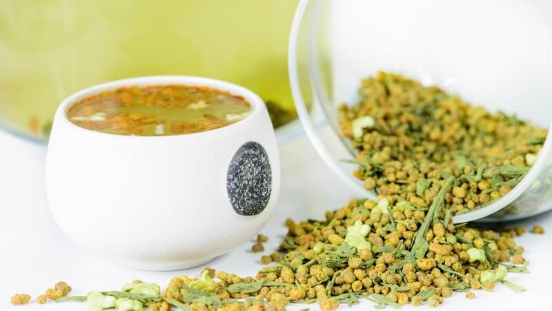 Tee sollte luftdicht, trocken und kühl gelagert werden
