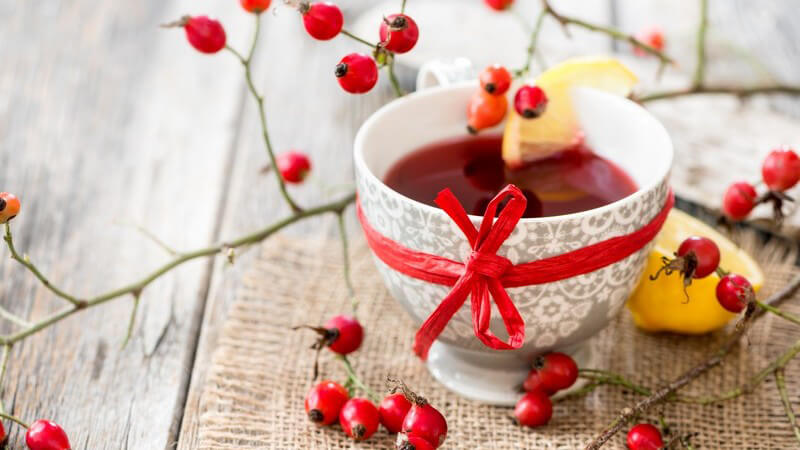 Hilft bei Erkältungskrankheiten, stärkt das Immunsystem und wirkt stimmungsaufhellend