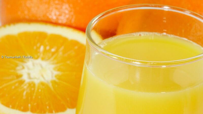 Orangensaft In Der Schwangerschaft