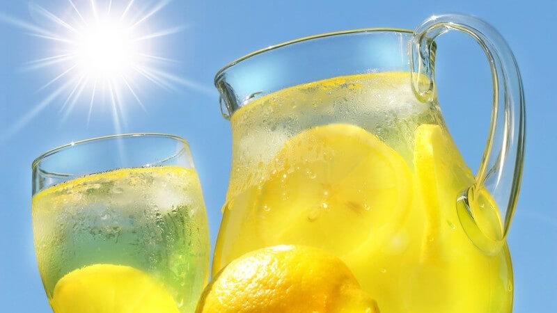 Wissenswertes zum Zitronensaft