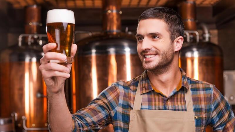 Das Alt gehört zu den obergärigen Biersorten