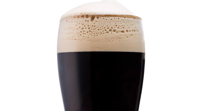 Guinness gilt als bekannteste Stout-Sorte; das am meisten produzierte Ale ist das Irish Red Ale