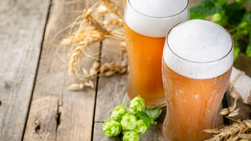 Die Brauerei Erdinger Weißbräu in Erding wurde im Jahr 1886 erstmals urkundlich erwähnt