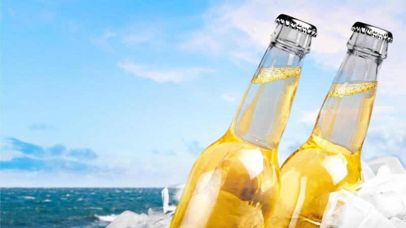 Drehverschlüsse werden vor allem bei Erfrischungsgetränken, aber auch bei Weinflaschen verwendet